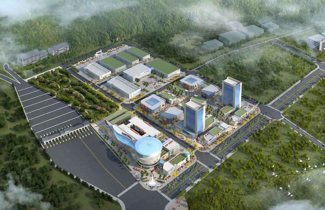 贵州高速玉都物流园项目