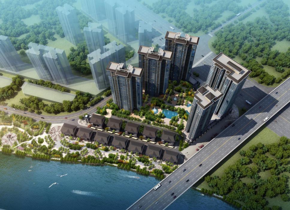 都匀鹏达·汇悦湾项目