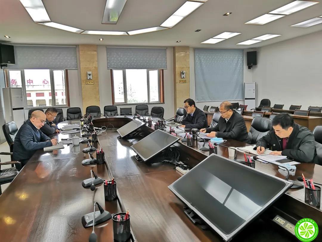 省生态环境厅召开专题会议研究推进农业农村污染治理攻坚战工作